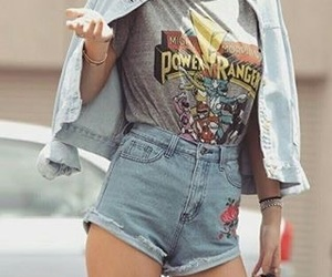 fashion, outfit, and bella thorne image