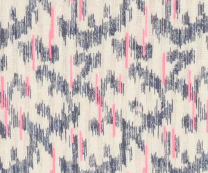 pattern, pink, and scarf image