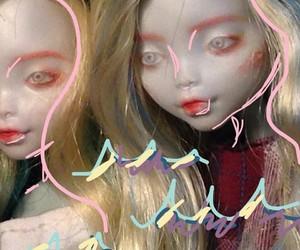 doll, lagoona, and ooak image