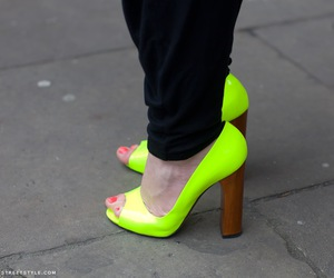 details, fashion, and high heels image