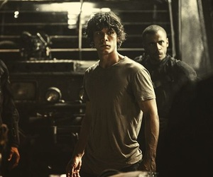 the 100, tv show, and bob morley image