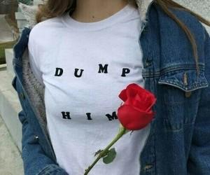 rose, grunge, and tumblr image