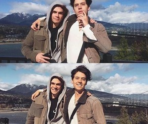 riverdale, Archie, and cole sprouse image