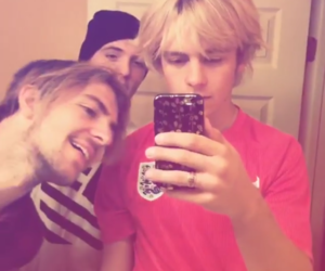 r5, riker lynch, and rocky lynch image