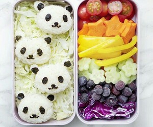 cooking, bento, and food image