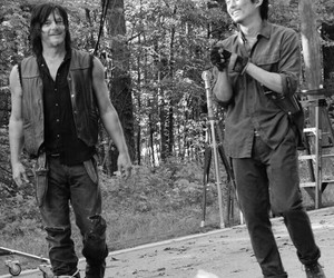 brothers, the walking dead, and twd image