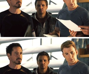Avengers, boys, and captain america image