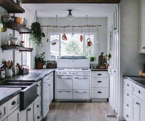 kitchen, home decor, and interior image