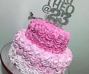 cake, deli, and pretty image