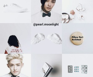 kpop, moodboard, and choi image