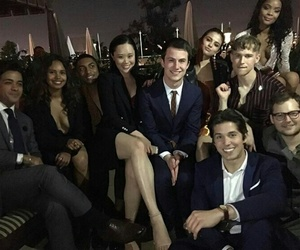 13 reasons why, selena gomez, and cast image
