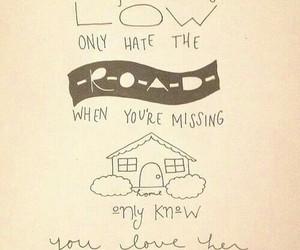 let her go, passenger, and Lyrics image