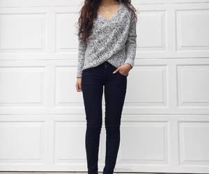 fashion, haïr, and girl image