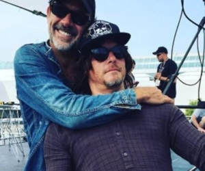 the walking dead, icon twd, and icon norman reedus image