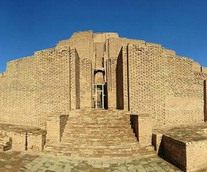 beauty, iran, and old buildings image