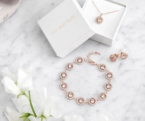 style, classy, and earrings image