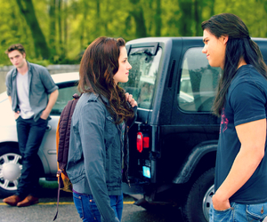 new moon, twilight, and bella swan image
