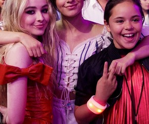 celebrities, camila cabello, and sabrina carpenter image