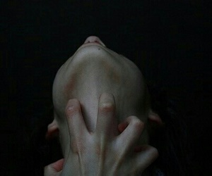 dark, black, and aesthetic image