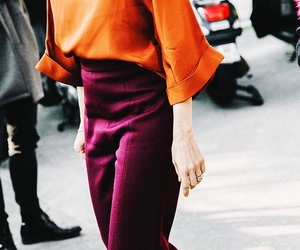 color, style, and fashion image