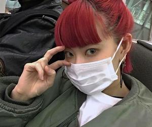 aesthetic, korean, and girlfriend image