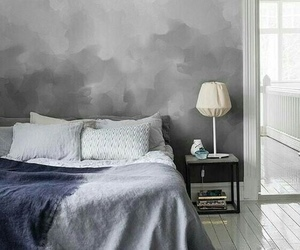 bedroom, home, and interior design image
