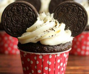 cupcake, dessert, and disney image