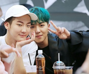 winner, minhoon, and mino image