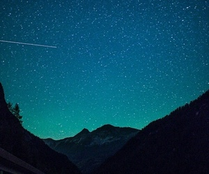 aesthetic, photography, and stars image