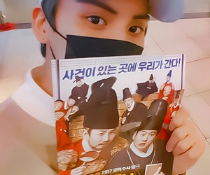asian boy, youngbin, and rowoon image