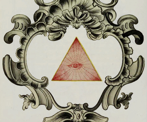 eyes, ornament, and geometry image