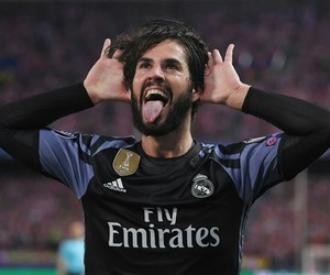 isco, real madrid, and wallpaper image