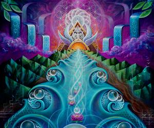 meditation and spiritual image