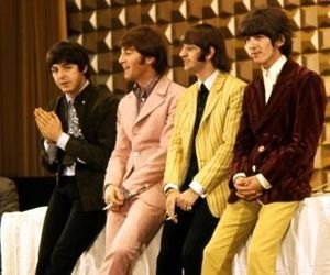 the beatles and the fab four image