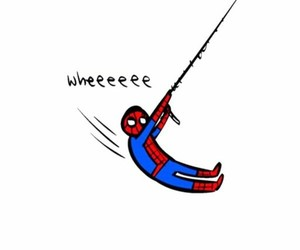 spiderman and funny image