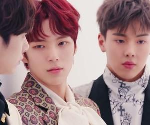 kpop, minhyuk, and hyungwon image