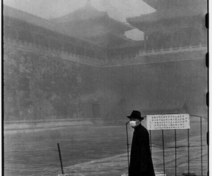 1948, beijing, and black and white image