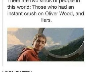 oliver wood and harry potter image