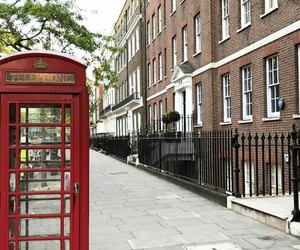 telephone booth and wallpaper image