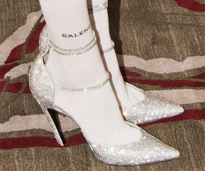 fashion, Balenciaga, and heels image