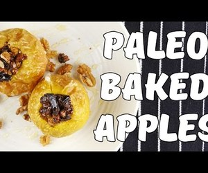 apples, paleo, and gluten free image