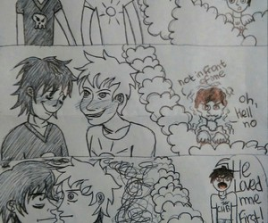 fangirl, percyjackson, and percico image