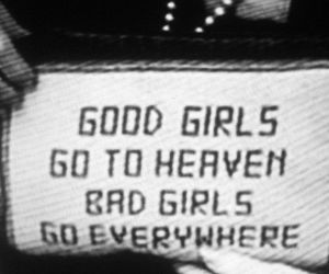 girl, heaven, and bad image