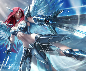 anime, fairy tail, and erza scarlet image