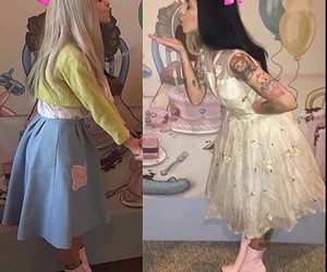 cry baby, crybaby, and melanie image