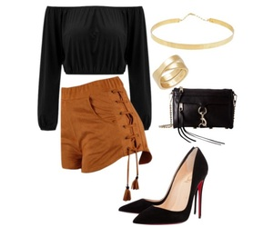 cartier, outfits, and Polyvore image
