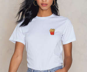 tee, top, and fries before guys image