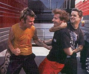 billie joe, green day, and tre cool image