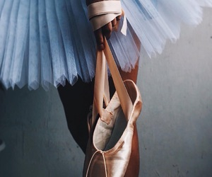amazing, ballet shoes, and beautiful image
