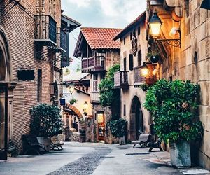 street, perfect place, and travel image